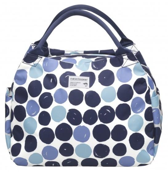 Kerékpár táska csomagtartóra: Newlooxs Tosca Dots Multicolor