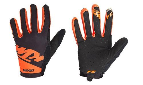 1. KTM Factory Enduro gloves 79a7a6dcbf