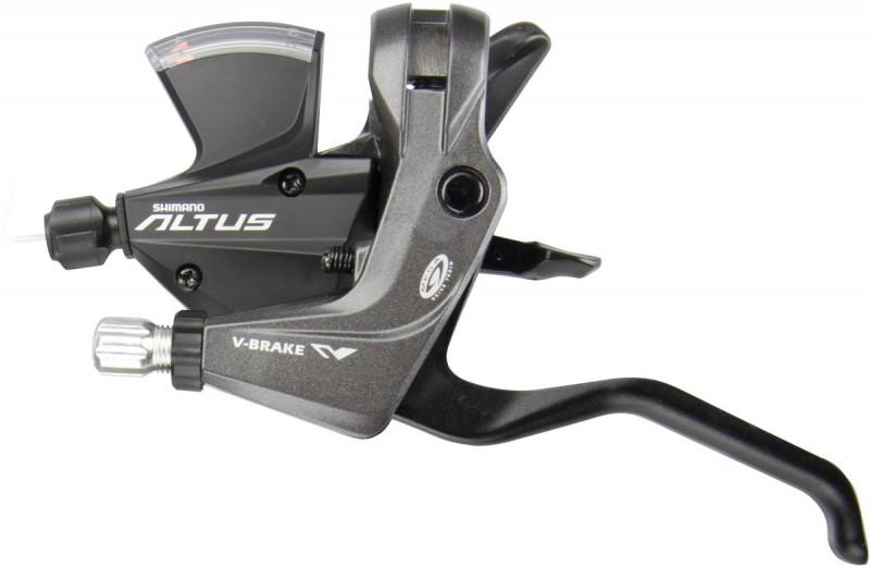 Shimano Altus (ST-M370) for V-brakes | Shifting | ST-Levers |