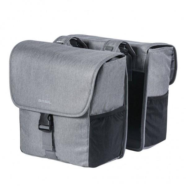 1. Basil Go Double Bag 2 részes táska csomagtartóra 298c366f4e