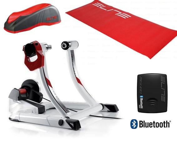 Elite Qubo Power Mag Smart mágnesfékes görgő + ajándék Elastogel Gel Block és egy Elite Training szőnyeg