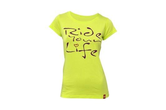 3. Kelly s Ride Your Life női rövid ujjú póló 671ec0c27d
