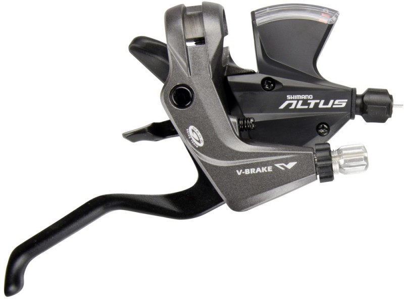 shimano altus st m370 for v brakes shifting st levers. Black Bedroom Furniture Sets. Home Design Ideas