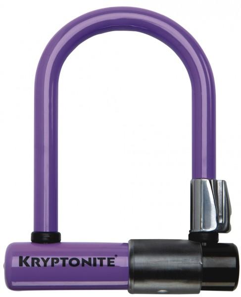 kryptonite evolution mini u lock color skin accessories. Black Bedroom Furniture Sets. Home Design Ideas