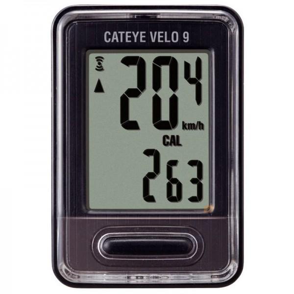 Cateye Velo 9 (VL820) vezetékes computer